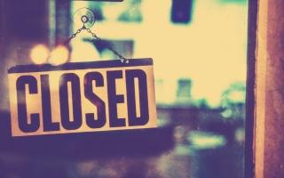 Tijdelijk gesloten