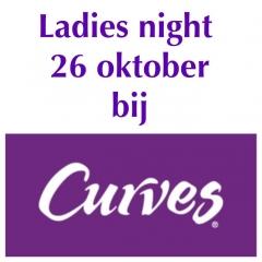 Ladies night 26 oktober 2016